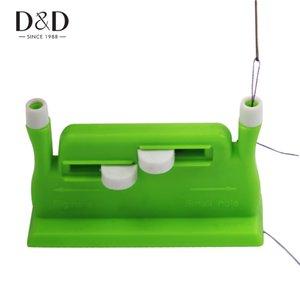 Útil 1pc Hand Threader Enhebrador de agujas Bricolaje Herramientas de costura Agujas Inserción Accesorios