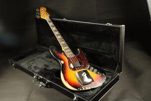 수제 유적 유산 콜렉션 4string 재즈 BASS 기타 기타 라 모든 색상 허용 무료 배송