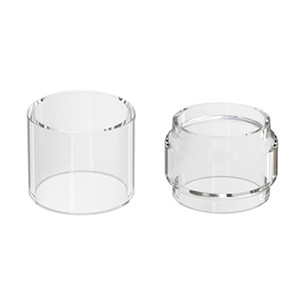 Remplacement droite / verre Bubble Tube pour Augvape APPORT RTA 24mm 2.5ml / 4,2 ml Atomiseur réservoir