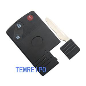 Замена оболочки смарт-карты дистанционного ключа случае брелок для MAZDA CX-7 CX-9 RX8 5 6 Miata 3 Bu'TON