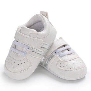 Neonate Ragazzi Moda Scarpe sportive Neonati Classici Running Sneaker Toddler Bambini Infant Soft Suola Indoor First Walker