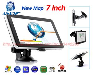 704Oriana 7 inch GPS Navigation FM 8GB 128M DDR 800MHZ New Map Free Upgrade Russia Spain  Europe USA+Canada Israel gps navigator