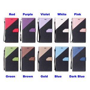 Custodia per telefono cellulare Sandbeach Supporto con cinturino per banconote Portafoglio per banconote 74 modelli per opzione