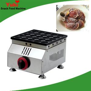 poffertjes de gaz commercial 25 trous grill fabricant VEDETTES poffertjes mini crêpière équipement poêle snack Dorayaki