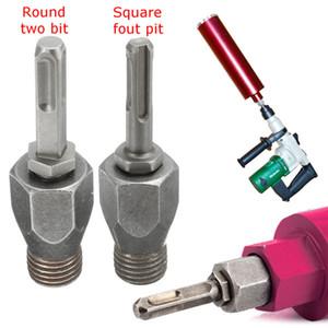 M22 SDS Connecteur SDS Plus Adaptateur pour arbre de foret humide à noyau de marteau