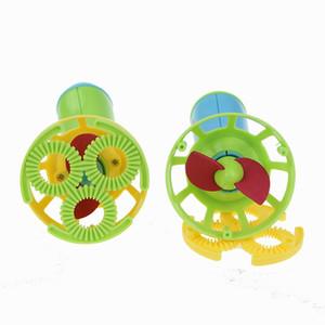 Nuovi giocattoli creativi dei bambini Macchina elettrica della bolla Bambini Bubble Blowing Toys Bubble Gun Automatic Water Control Regali per bambini