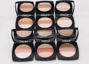 Gli ultimi cosmetici Cosmetici di alta qualità 6 colori Nuovi prodotti Torta pastello mineralizzata