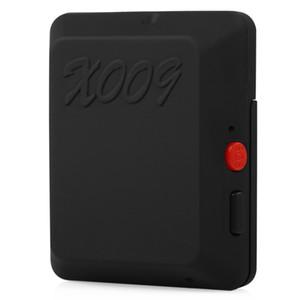 SOS Düğmesi Ile 20 adet X009 Mini GPS Izci SMS Fotoğraf Video çocuklar Pet Araba Izleme GSM GPRS Küresel Bulucu Gerçek Zamanlı Tracker