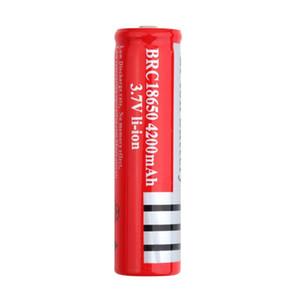 Batterie rechargeable Ultrafire 18650 Li-ion batterie 3.7V 4200mAh Rechargeable pour LED Torche Lampe de poche Appareil photo numérique Bicyclette LED Phare
