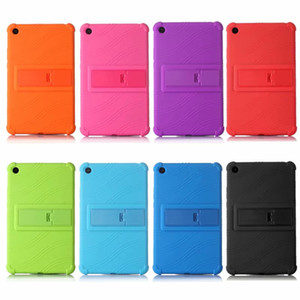 10pcs Soft TPU Back Cover Silicone Case with Stand for Xiaomi Mipad4 Plus Mi Pad 4 Plus Mipad 4 Plus Tablet + Stylus Pen