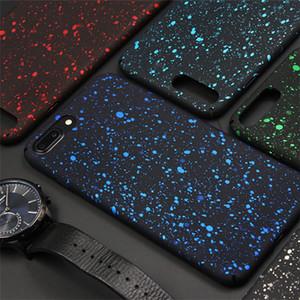 Чехлы для телефонов 3D Star Night PC жесткий задняя крышка для iPhone6 6 S Plus ультра тонкий противоударный чехол для iPhone 7 8 plus