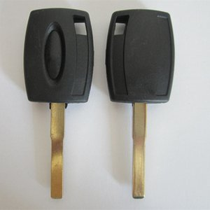 Para Ford Focus Blank Shell Chave Transponder Pode Instalar Chip Com Logo S43