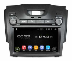Leitor de DVD Carro para Chevrolet S10 / Isuzu D-Max 4 GB de RAM 8 Polegadas Octa-core Andriod 8.0 com GPS, Controle de Volante, Bluetooth, Rádio