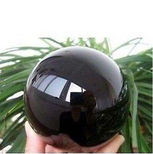 الجديد!! العقيق الطبيعي مصقول كريستال الكرة 60MM + حامل