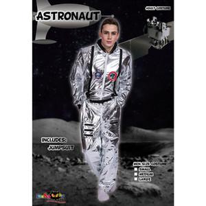 الرجال رائد الفضاء تأثيري الدعاوى هالوين ملابس النساء ازياء حزب الملابس