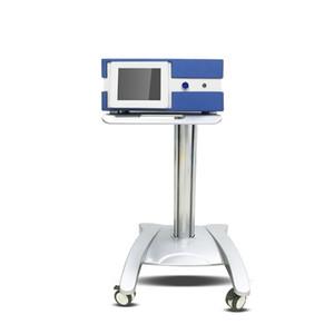 Аппарат ударно-волновой терапии на сжатом воздухе Аппарат для болеутоляющей терапии Антицеллюлитное лечение 8 бар Пневматическая ударно-волновая терапия с тележкой
