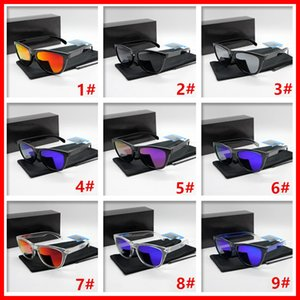 9 cores óculos de sol polarizados tr90 quadro UV400 Óculos cilando Óculos de sol e óculos de sol