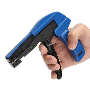 البلاستيك قطع أداة التعادل تثبيت الاساسات قطع بندقية التوتر مشابك التعادل كابل البريدي تركيب نايلون Dkibe