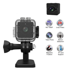 SQ12 HD 1080P Mini Camera Wide Angle Waterproof Mini Camcorder DVR Mini Video camera Sport Micro Camera SQ11