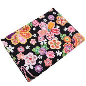 MoTiRo, Demi Mètre, Village Style, Imprimé Stretch Popeline De Coton Plaine Tissu Pour DIY Quilting Couture Chemise Chemise Matériel De Jupe