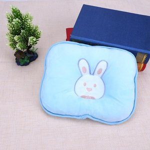 Newborn Baby Sleep Pillow Prevent Flat Head Children Setting Pillow Rabbit Breathable Soft Pillows Baby Growth Pillow