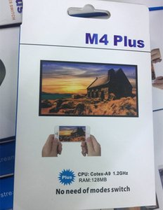AnyCast M2 / M3 / M4 Além disso Wifi iPush Display Dongle Receptor 1080 P Airmirror DLNA Airplay Miracast HDMI Android iOS TV Vara para HDTV