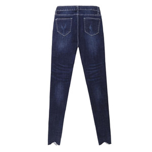 Women Perfectly Shaping Stretchy Slim Fit Denim Pants Comfy Curvy Skinny Jeans