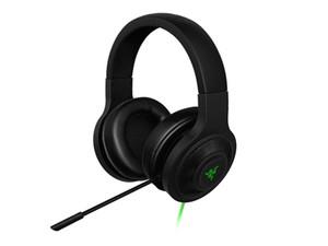NEW أفضل جودة 3.5 ملم Razer Kraken Pro Gaming Headset مع سماعات تحكم الأسلاك في BOX لنظام IOS Android الأكثر شعبية