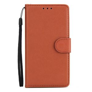 Para xiaomi redmi 4a4x5a carteira pu leather case capa bolsa com slot para cartão, kickstand, poeira e proteção contra quedas