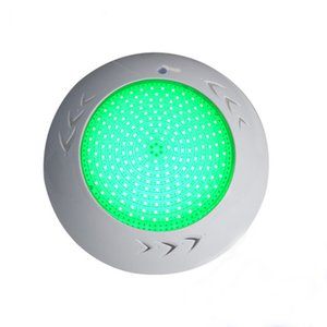 18W 42W 중 조명 수지 가득 RGB LED 수영 풀 빛 IP68 표면은 콘크리트 / 비닐 / 라이너 풀 조명의 경우가 Focos 램프를 탑재