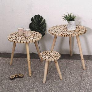 Teapoy CoffeeTable небольшой стол для гостиной в 7 размеров спальня деревянная мебель со словами для украшения дома