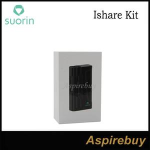 Suorin Ishare Kit Suorin Ishare Dual con batteria da 1600mAh Capacità 1.2ML da Suorin Company 100% originale