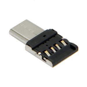 Type-C USB-C к USB 2.0 OTG адаптер для Xiaomi Mi A1 Samsung Galaxy S8 Plus Oneplus 5T Macbook Pro Type C OTG конвертер