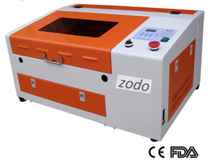 4040 50w alto grado de máquina de corte por láser, 400x400mm máquina de grabado láser 50w para la madera