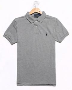 19 Дизайнерский Бренд Поло Мужчины Женщины Рубашки С Коротким Рукавом Лондон Нью-Йорк Чикаго Рубашка Поло Мужская Рубашка Поло Высокого Качества Сплошной Цвет Размер S-2XL