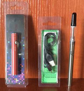 Batteria di preriscaldamento originale T350 350 mAh carica di fondo a tensione variabile 510 Batteria per penna di vaporizzatore a olio spesso anche Batteria massima