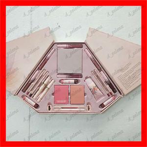 Je veux tout Maquillage Ensembles 21 en 1 Rose Collection Maquillage Big Box INTERNATIONAL brillant à lèvres, fard à joues Bronze Eyeshadow Palette ensemble de maquillage