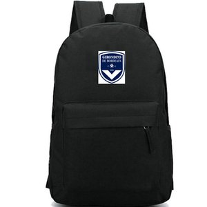 FC Girondins de Bordeaux backpack Hot club daypack Team schoolbag Football rucksack Sport school bag Outdoor day pack