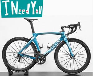 Cipollini RB1K TEK BIR silnicni kolo hafif Ottanio Karbon Yol komple Bisiklet Bisiklet Ultegra 5800 R8000 Groupset