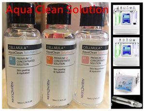 Ücretsiz kargo !!! Şişe Başına Aqua Peel Konsantre Çözüm 50ml / Aqua Soyma Çözüm / Aqua Yüz Serum Hydra Yüz Serum For Normal Skin
