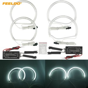 FELDO 4x Car CCFL Angel Eyes Light Halo Rings Sets For BMW Z3 series 98-02 M Coupe / Roadster DRL # 4509