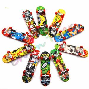 Children's Toys Mini Anti-stress Fingerboard Skate Boarding Toys Fingertip Gift