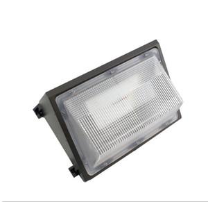 LED-Wand-Satz beleuchtet 60W 80W im Freien an der Wand befestigtes industrielles Licht Meanwell UL ETL SAA CER gleich 600W traditionelle Wallpack Lampe