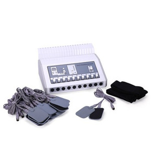Factory Supply Far Infrared Heating EMS Electrical Muscle Stimulator EMS Fitness Machine Electrotherapy Tens EMS Slimming Machine