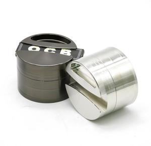 Cigarette simple de quatre couches 75MM insérant le coupeur de fumée d'alliage de zinc de moulin de cigarette