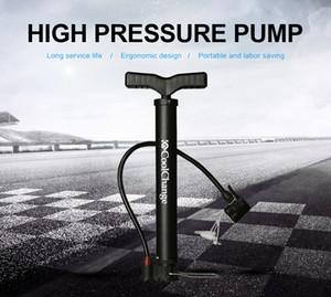 Coolchange Mini portable léger Bycicle pompe haute pression Table des ménages Vélo Alimentation en air gonfleur accessoires vélo Pompe