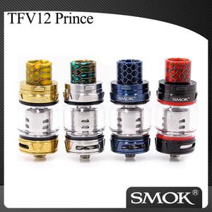 Подлинный SMOK TFV12 Prince Tank 8 мл огромная емкость 510 испаритель электронная сигарета распылитель бак подходит для G-Priv 2 100% оригинал