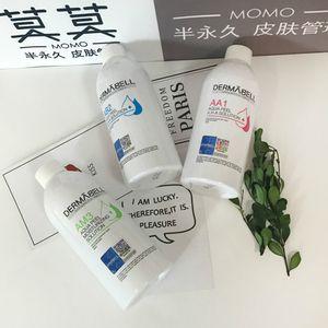 AA1 + AB2 + AM3 solution de pelage Aqua 400ml par bouteille DERMABELL eau sérum pour le visage hydra sérique du visage pour peaux normales