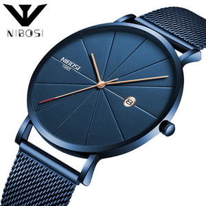 Male and female high quality fashion Watch trend Mesh belt Quartz watch Casual couple watch new style wholesale