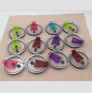 컵 뚜껑 30 oz / 20 oz RTIC 컵의 스플래시 유출 방지 컵 교체 방지 커버 뚜껑 Drinkware 뚜껑을 보호하려면